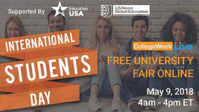 International Students Day Banner