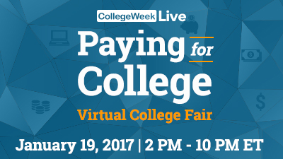 Paying 4 College, January 19th, 2017 2PM to 10PM EST