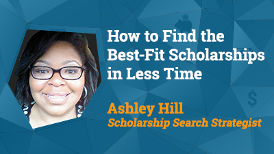 Presentation Pic: Best-fit scholarships