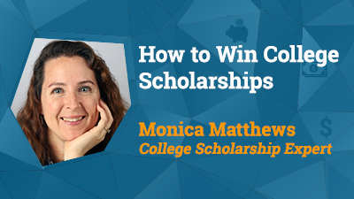 Presentation Pic: How to Win Scholarships